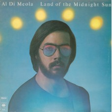 Al Di Meola ‎– Land Of The Midnight Sun
