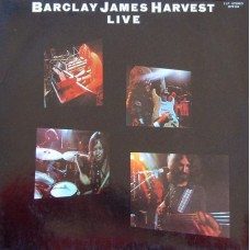 Barclay James Harvest ‎– Live (dviguba)