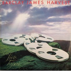 Barclay James Harvest - Live Tapes (dviguba)