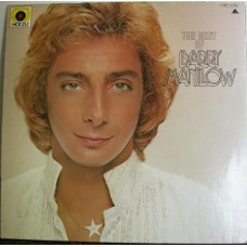 Barry Manilow ‎– The Best Of Barry Manilow