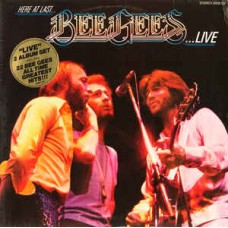 Bee Gees - Here At Last - Live (DVIGUBA)