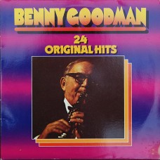 Benny Goodman - 24 Original Hits (DVIGUBA)