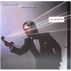 Chris de Burgh ‎– Man On The Line