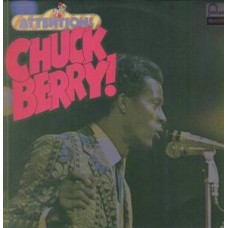 Chuck Berry ‎– Attention! Chuck Berry!