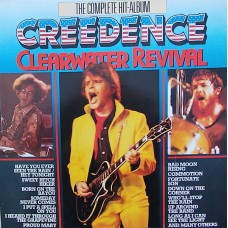 Creedence Clearwater Revival ‎– The Complete Hit-Album DVIGUBA