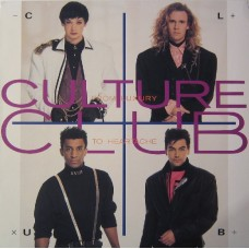 Culture Club ‎– From Luxury To Heartache