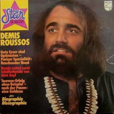 Demis Roussos – Star Für Millionen