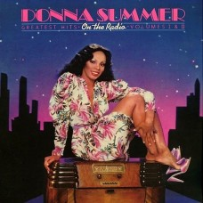 Donna Summer ‎– On The Radio - Greatest Hits Volumes I & II (dviguba)