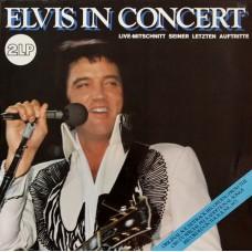 Elvis Presley – Elvis In Concert DVIGUBA