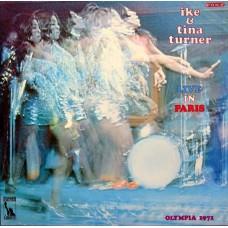 Ike & Tina Turner – Live In Paris DVIGUBA