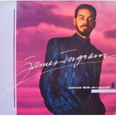 James Ingram ‎– Never Felt So Good