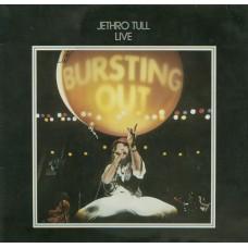 Jethro Tull – Live - Bursting Out