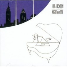 Joe Jackson ‎– Night And Day