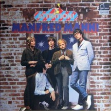 Manfred Mann ‎– Attention! Manfred Mann!