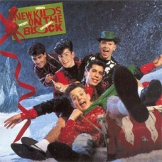 New Kids On The Block ‎– Merry, Merry Christmas