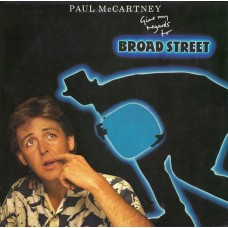 Paul McCartney ‎– Give My Regards To Broad Street
