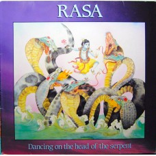 Rasa ‎– Dancing On The Head Of The Serpent