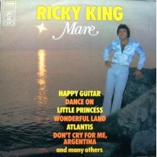 Ricky King ‎– Mare