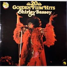Shirley Bassey - 20 Golden Film Hits