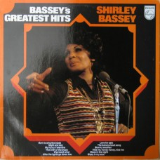 Shirley Bassey - Bassey's Greatest Hits