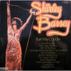 Shirley Bassey - Burn My Candle