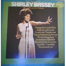Shirley Bassey With Geoff Love & His Orchestra - The Wonderful Shirley Bassey