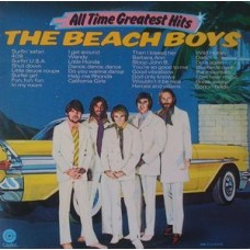 The Beach Boys ‎– All Time Greatest Hits (dviguba)