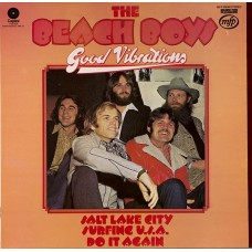 The Beach Boys ‎– Good Vibrations