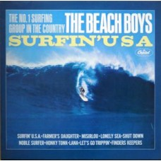 The Beach Boys ‎– Surfin' USA