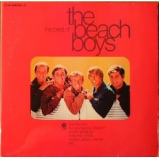 The Beach Boys ‎– The Best Of The Beach Boys (dviguba)