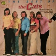 The Cats ‎– The Best Of The Cats