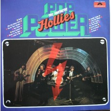 The Hollies ‎– Pop Power - The Fantastic Hollies