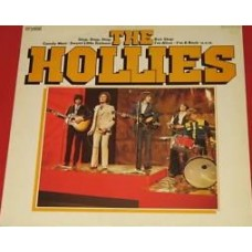 The Hollies ‎– The Hollies