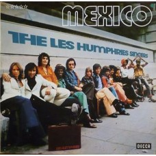 The Les Humphries Singers ‎– Mexico