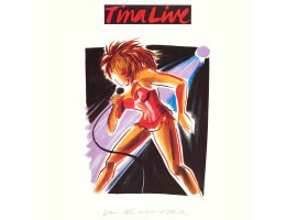 Tina Turner - Tina Live In Europe DVIGUBA